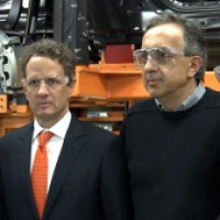 Sergio Marchionne: Resurrecting Chrysler