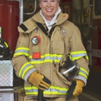 Andrea Peterson, 68-Year-Old Firefighter, On Her Path To Following Her Childhood Dream