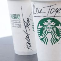 Starbucks to encourage baristas to discuss race relations with customers