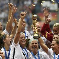 U.S. Women's National Team Files Wage Discrimination Complaint Against U.S. Soccer