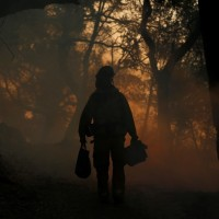 A Quiet Rise in Wildland-Firefighter Suicides